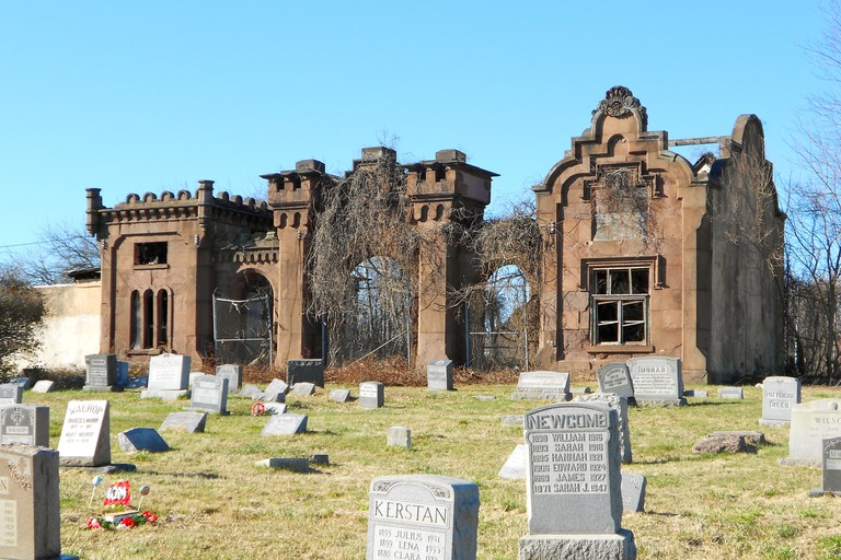 Mt. Moriah Cemetery, Philadelphia