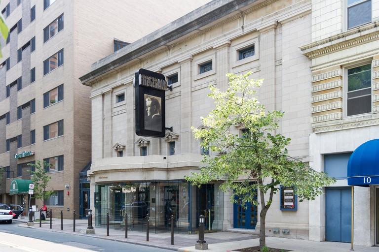 Fitzgerald Theater, St Paul, Minnesota, USA.