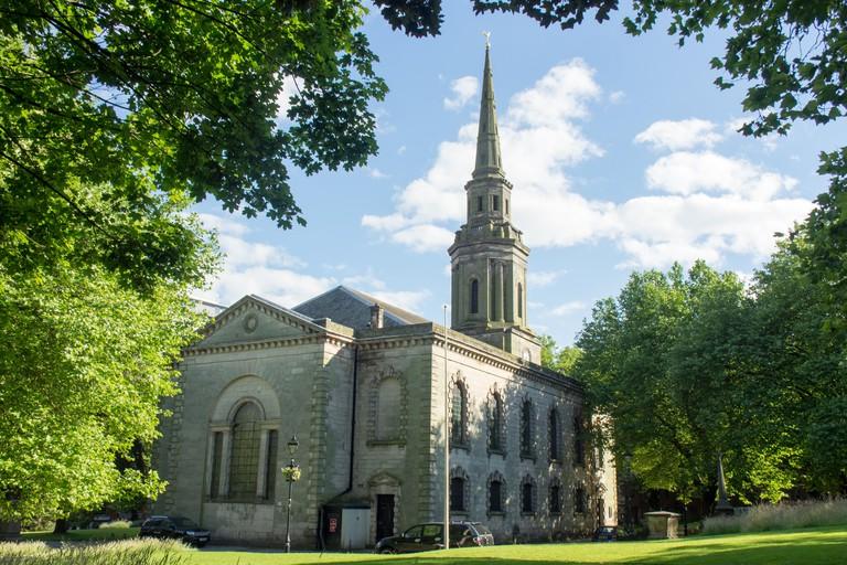 St Paul's Church, Birmingham.