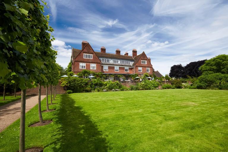 Winterbourne House Edgbaston Birmingham West Midlands England UK