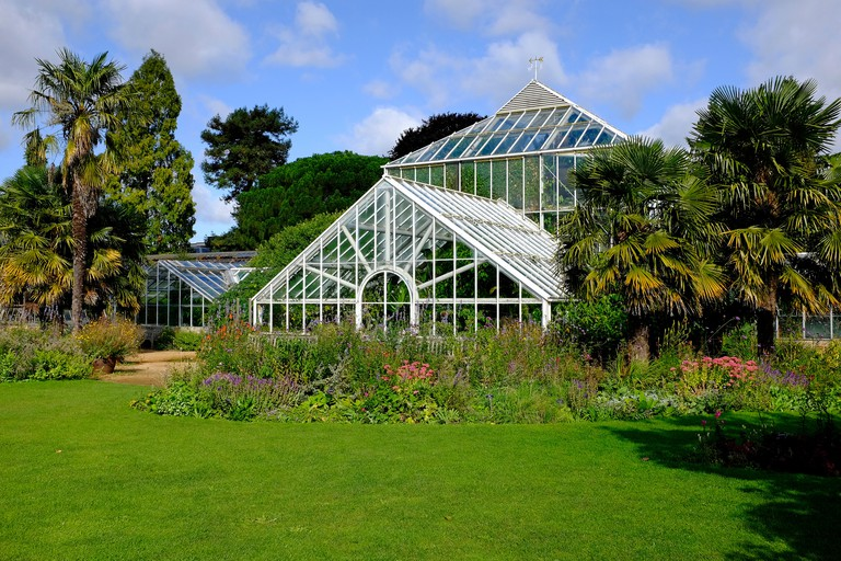 cambridge university botanic gardens, england