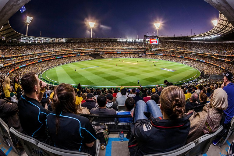 Melbourne Cricket Ground Australia