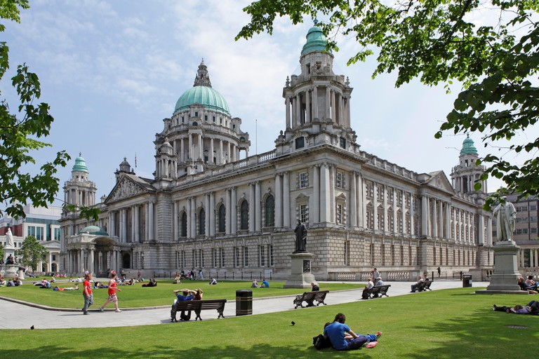 City Hall, Belfast, Northern Ireland, Europe