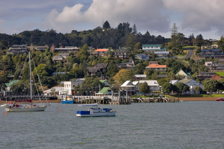 Russell, Bay of Islands, Northland, New Zealand. Image shot 05/2009. Exact date unknown.