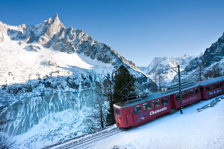 Chamonix, Chamonix-Mont-Blanc, Haute Savoie, French Alps, France, Europe