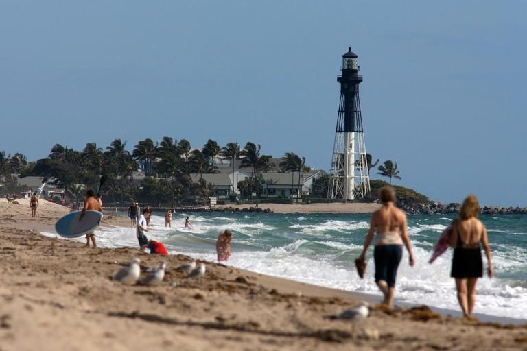 Hillsboro Inlet Lighthouse - Pompano Beach, Florida