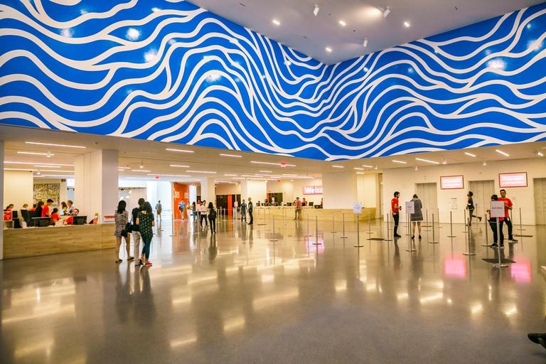 SFMOMA. The San Francisco Museum of Modern Art. San Francisco. California. USA
