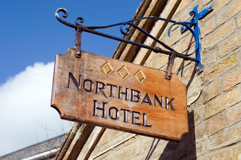 Northbank Hotel, Seawiew, Isle of Wight, England