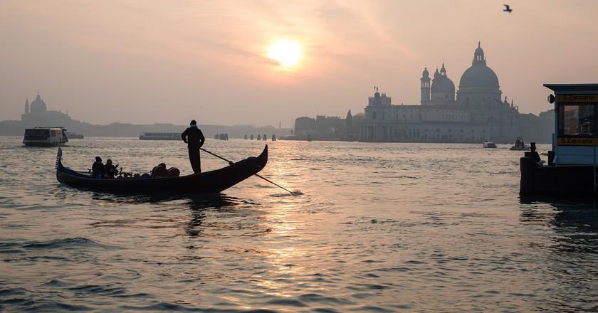 Venice and Italo Calvino's 'Invisible Cities