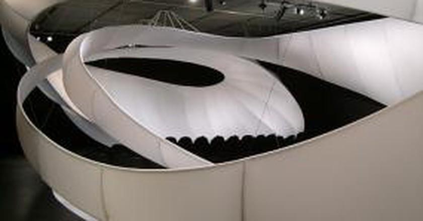 Zaha Hadid: A Room With a View