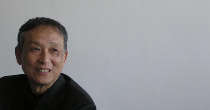 Gao Xingjian   ©Bibliothèques de l'Université de Provence / Flickr