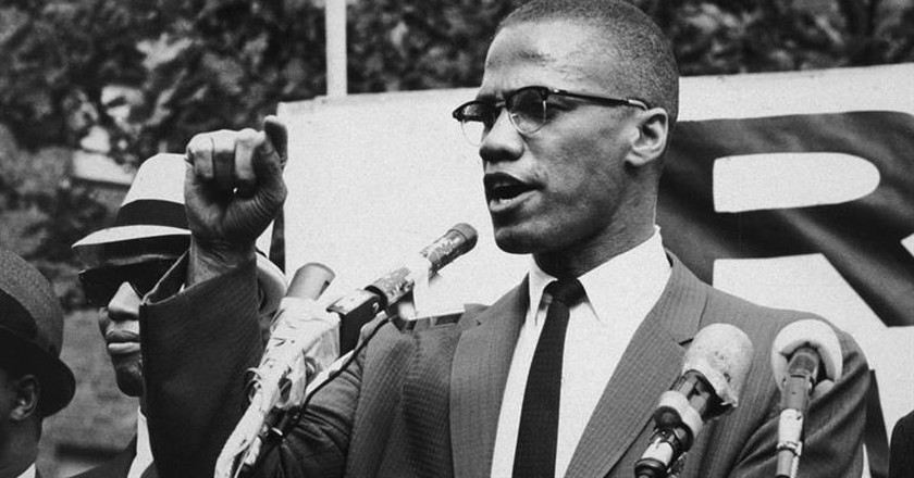 Standing Tall: Malcolm X's Speech at the Oxford Union Debate