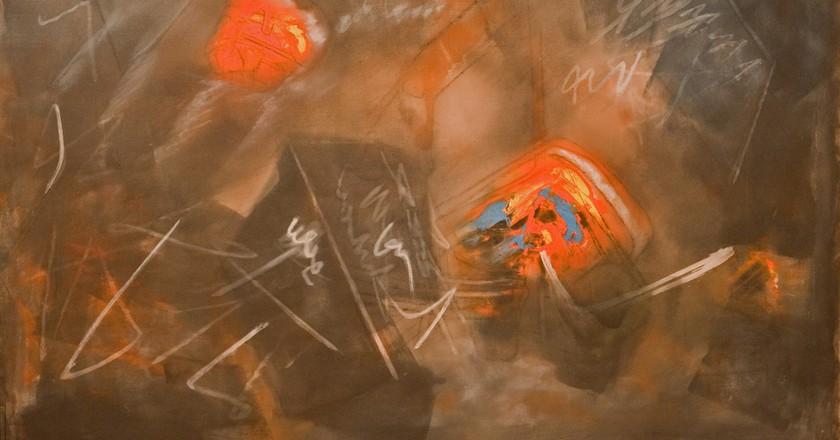 Roberto Matta: Chilean Abstract Expressionist
