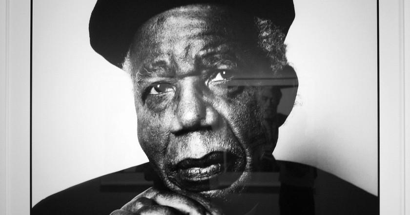 Chinua Achebe ©Cliff