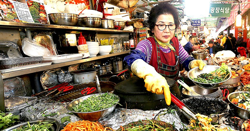 Gwangjang Market | © Republic of Korea/Flickr
