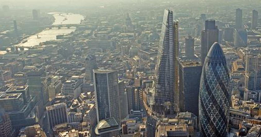 Three Iconic London Skyscrapers: The Developing Skyline of England's Capital