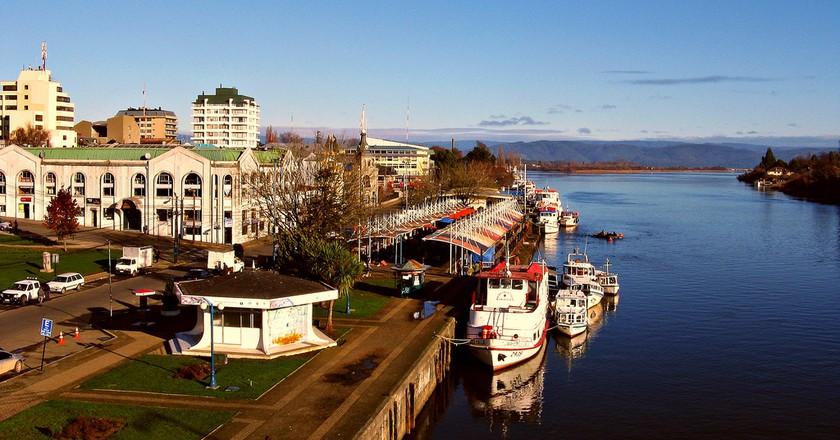 Valdivia, Chile | ©Pablo Meneses/Flickr