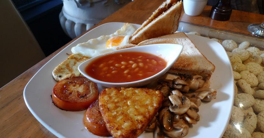 All Day Breakfast ©Ewan Munro