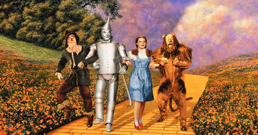 The Wizard Of Oz   © Metro-Goldwyn-Mayer