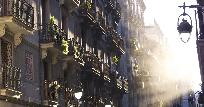 Barcelona Homes | ©Matt Brittaine/Flickr