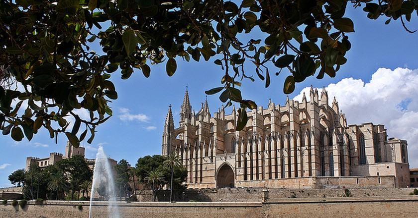 Palma de Mallorca's Cathedral | © dicau58/Flickr