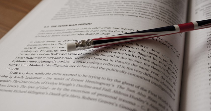 British Literature © Gabriel Calderón / Flickr