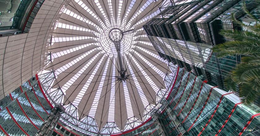 Sony Center Berlin   © LeoW./Flickr