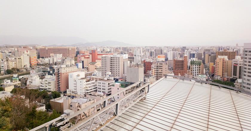 Fukuoka, Japan| ©Wondereye/Flickr