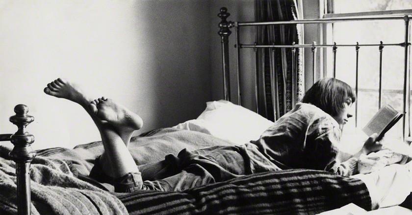 Laura Del Rivo by Ida Kar, 1961 | ©National Portrait Gallery