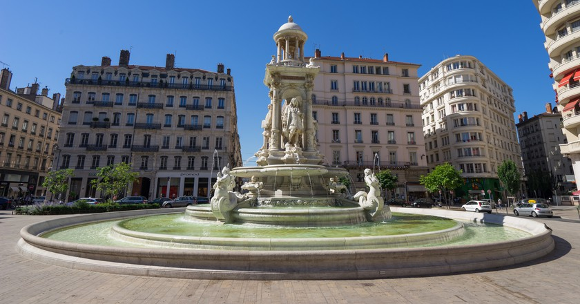 La fontaine des Jacobins | ©Falcon® Photography/Flickr