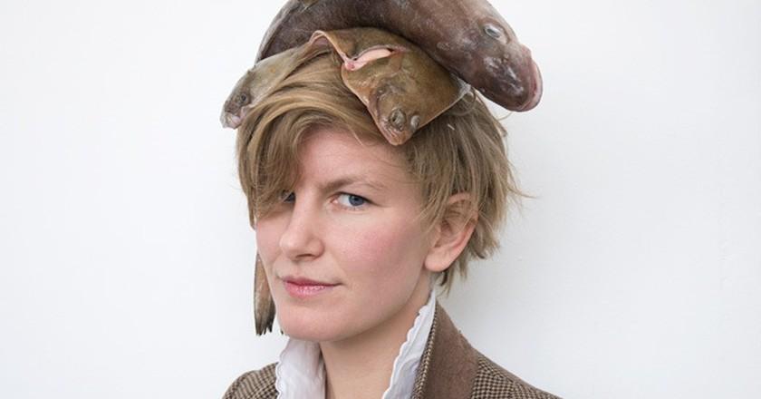 Laure Prouvost portrait