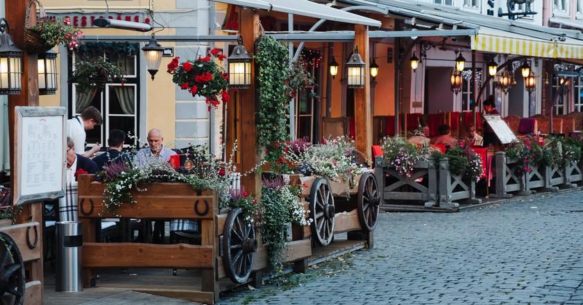 Restaurants in Riga, Latvia | ©Artis Pupins/Flickr