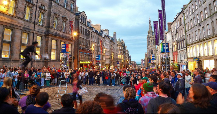 Street festivity © Moyan Brenn / Flickr