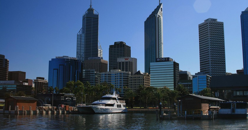 Perth Australia ©mark_whatmough