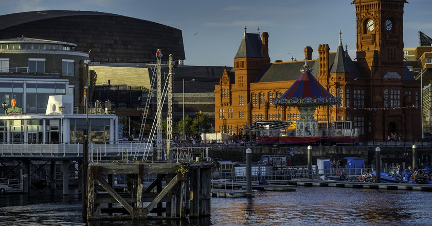 Cardiff Bay | © Fred Bigio/Flickr