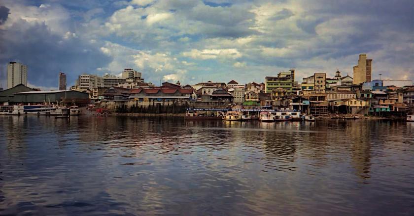 Port of Manaus, Brazil ©Dan Lundberg