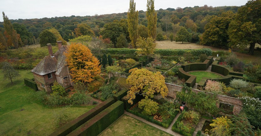 Sissinghurst Castle | © Andrew Smith/Flickr