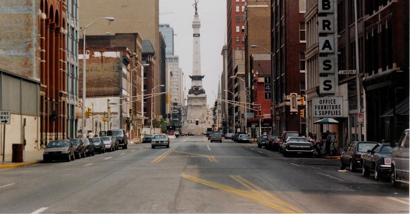 Indianapolis 1988 © Bob Hall/Flickr