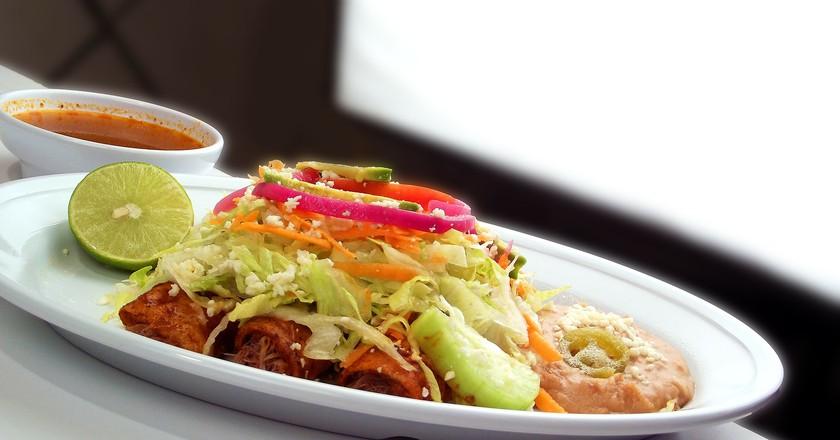 Enchiladas/ ©Pixabay