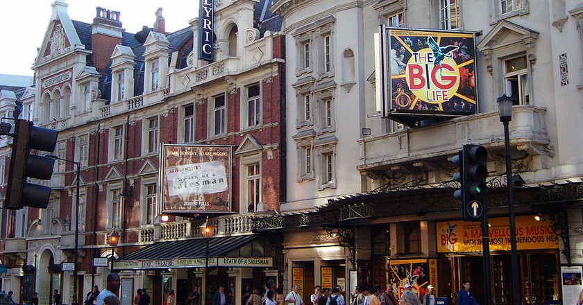 London's West End | © Gerry Lynch/WikiCommons