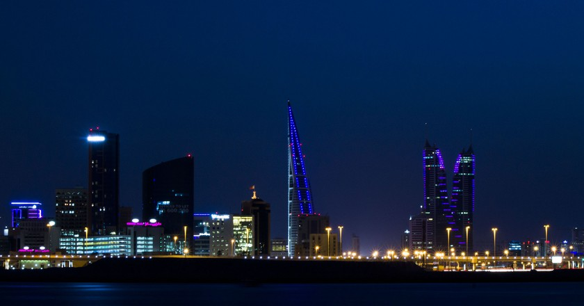 Bahrain Skyline| ©Rory/Flickr