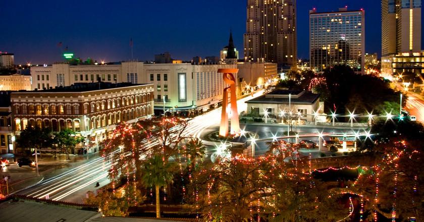 San Antonio   © Corey Leopold/Flickr