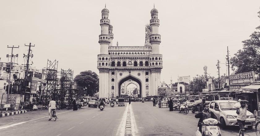 Hyderabad, India |© Pixabay