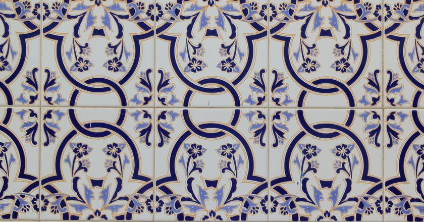 Portuguese Print Tiles    © Pixabay