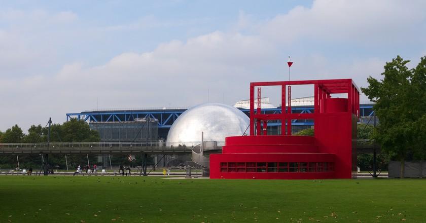 Parc de la Villette   ©Christophe PINARD/Flickr