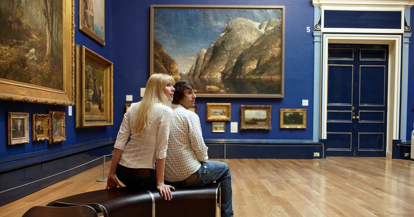 Leeds Art Gallery ©Visit Leeds