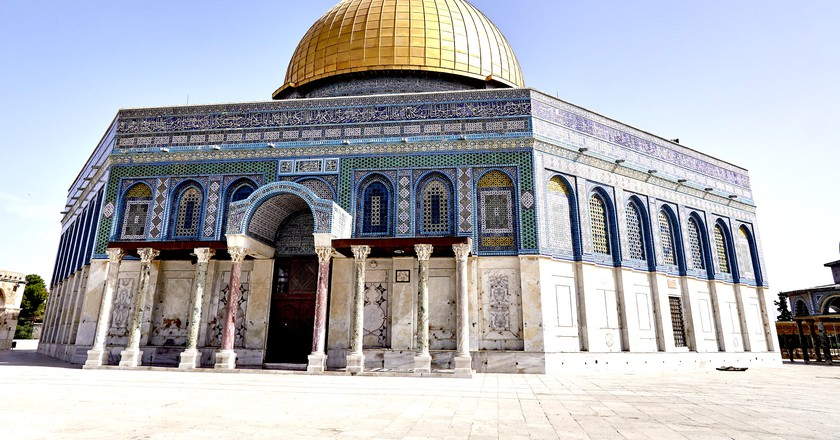 Dome of the Rock | © Edgardo W. Olivera/Flickr