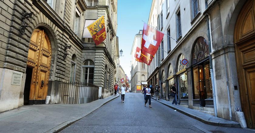 Geneva   ©ITU Pictures/Flickr