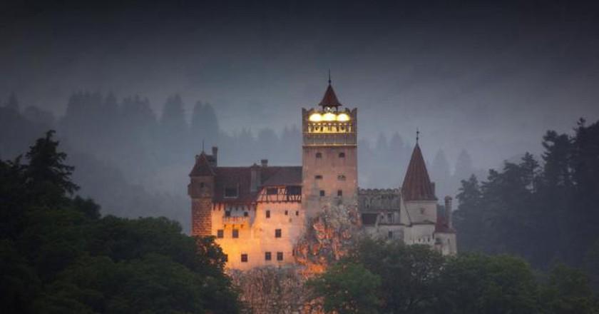 Dracula Castle | Courtesy of Global Heritage Fund