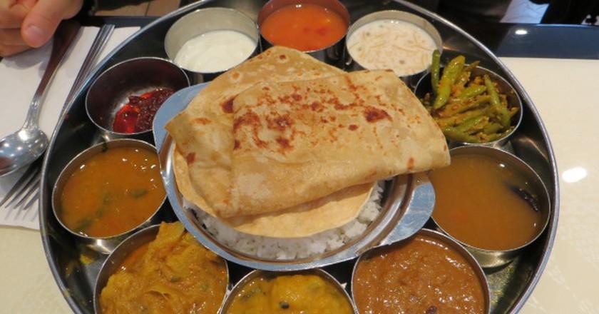 Indian Food From Saravana Bhavan New York Taylorandayumi Flickr
